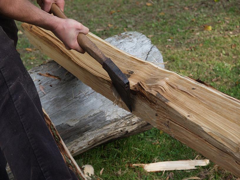 Stage formation professionnelle Découvrir et pratiquer les techniques du charpentier bois  # Formation Charpentier Bois