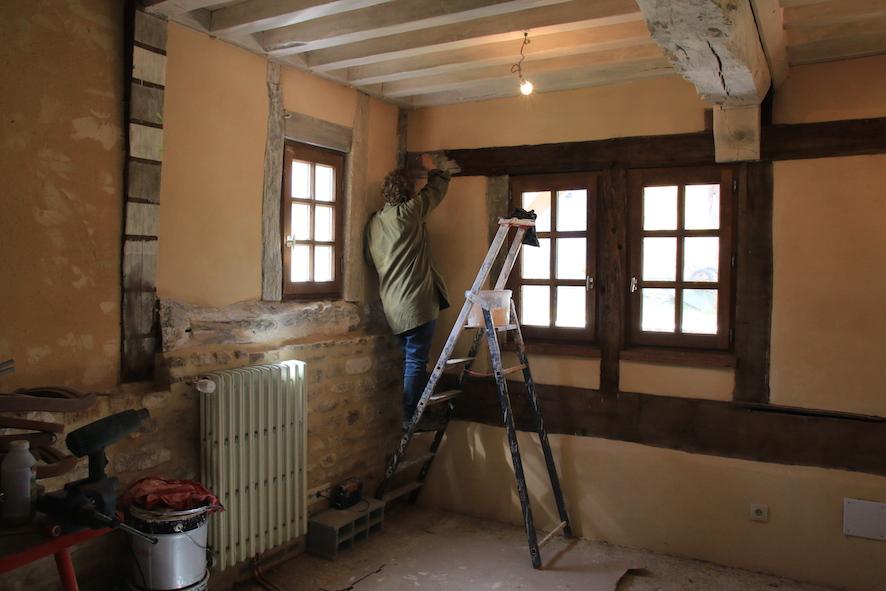 Formation coloriste en peinture resine de protection pour peinture - Formation decorateur interieur nantes ...